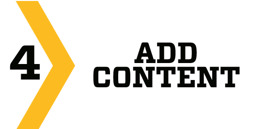 4. add content
